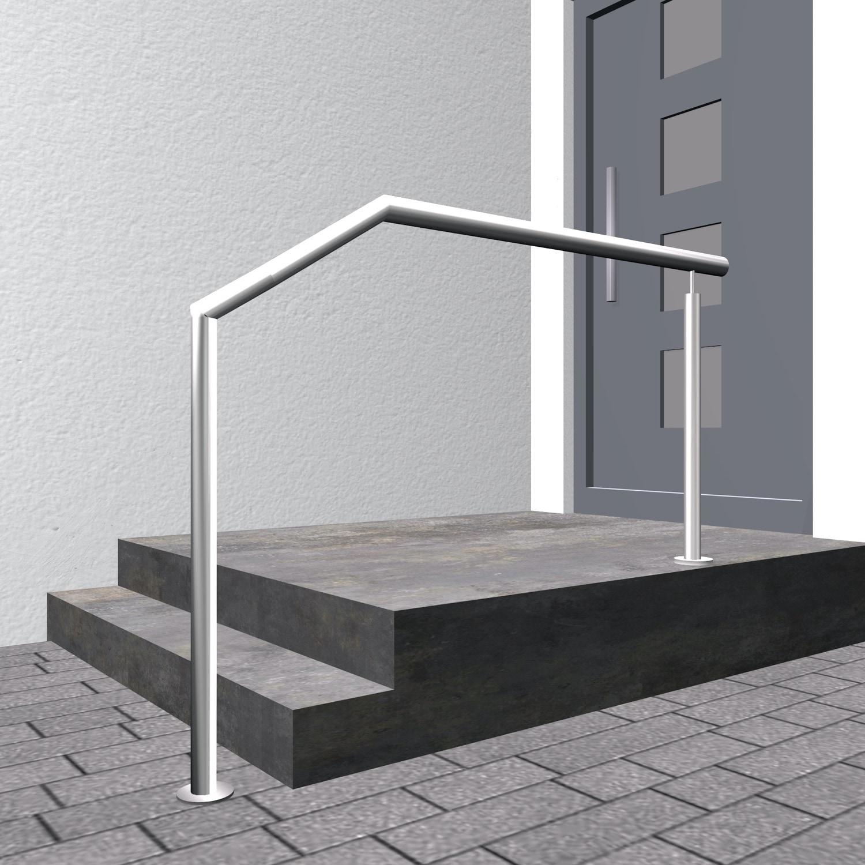 Treppenhandlauf Edelstahl FAS-CL