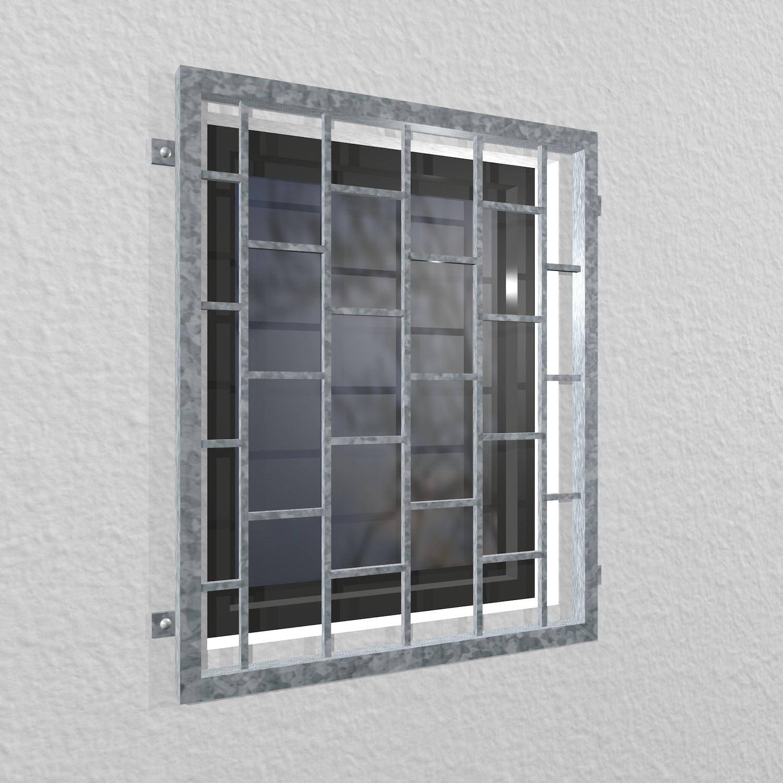 Fenstergitter verzinkt Leiter
