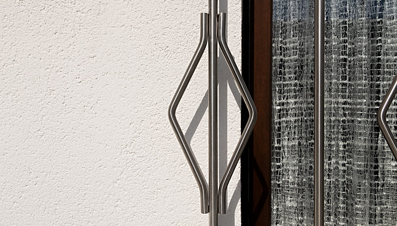 Fenstergitter Edelstahl Schweif 2