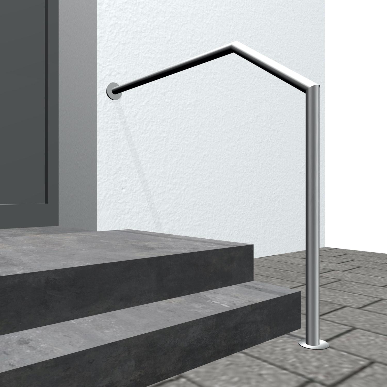 Treppenhandlauf Edelstahl AWT-CL