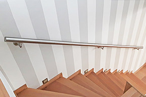 Handlauf Edelstahl - Modell Ronde