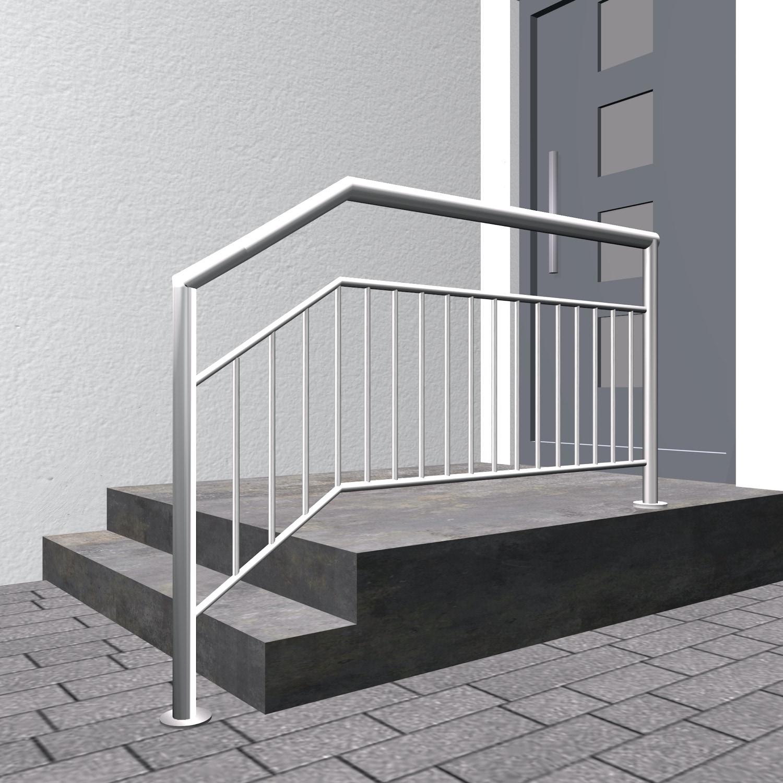 Treppengeländer Edelstahl FA-CL Stabfüllung