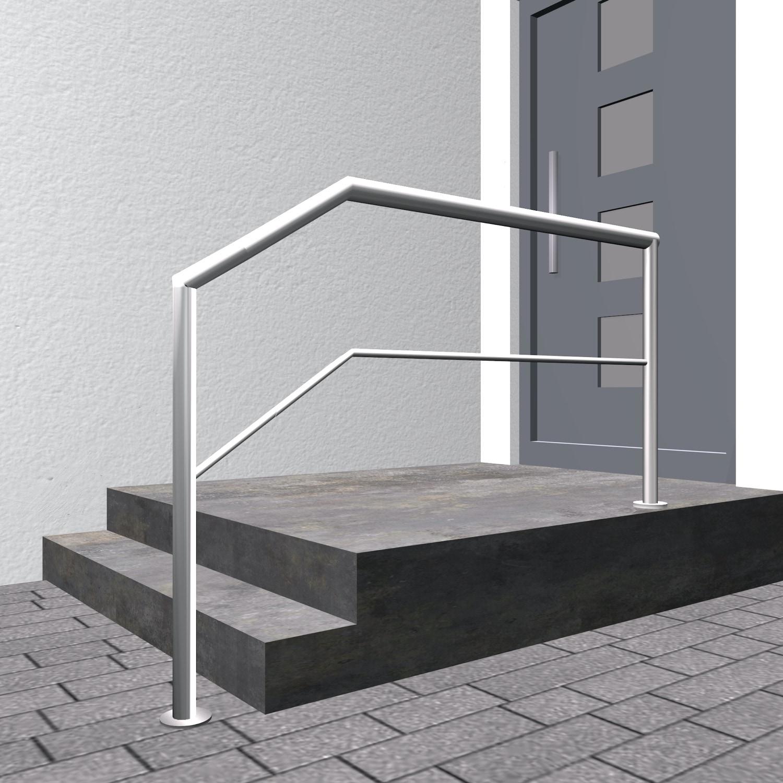 Treppengeländer Edelstahl FA-CL 1-6 Querstreben