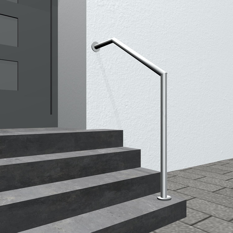 Treppenhandlauf Edelstahl AWT